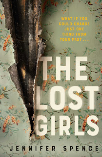 The Lost Girls by Jennifer Spence book cover