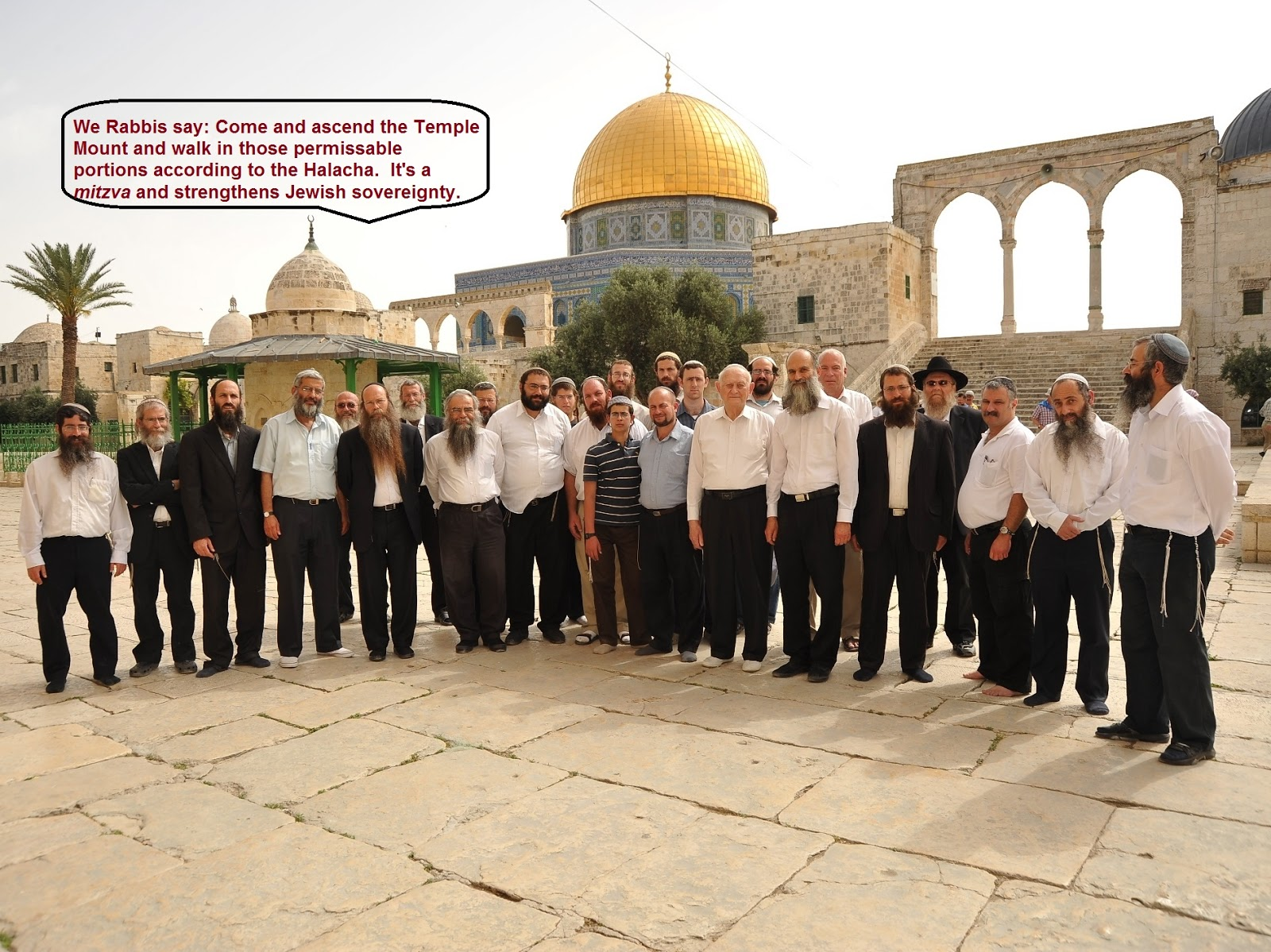 Jew Detector: My Right Word: A Jerusalem Day Call