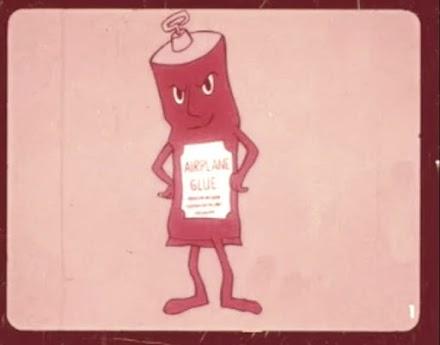 Ein schrulliger Anti-Drogenkonsum Film aus den 60ern über das Klebstoffschnüffeln