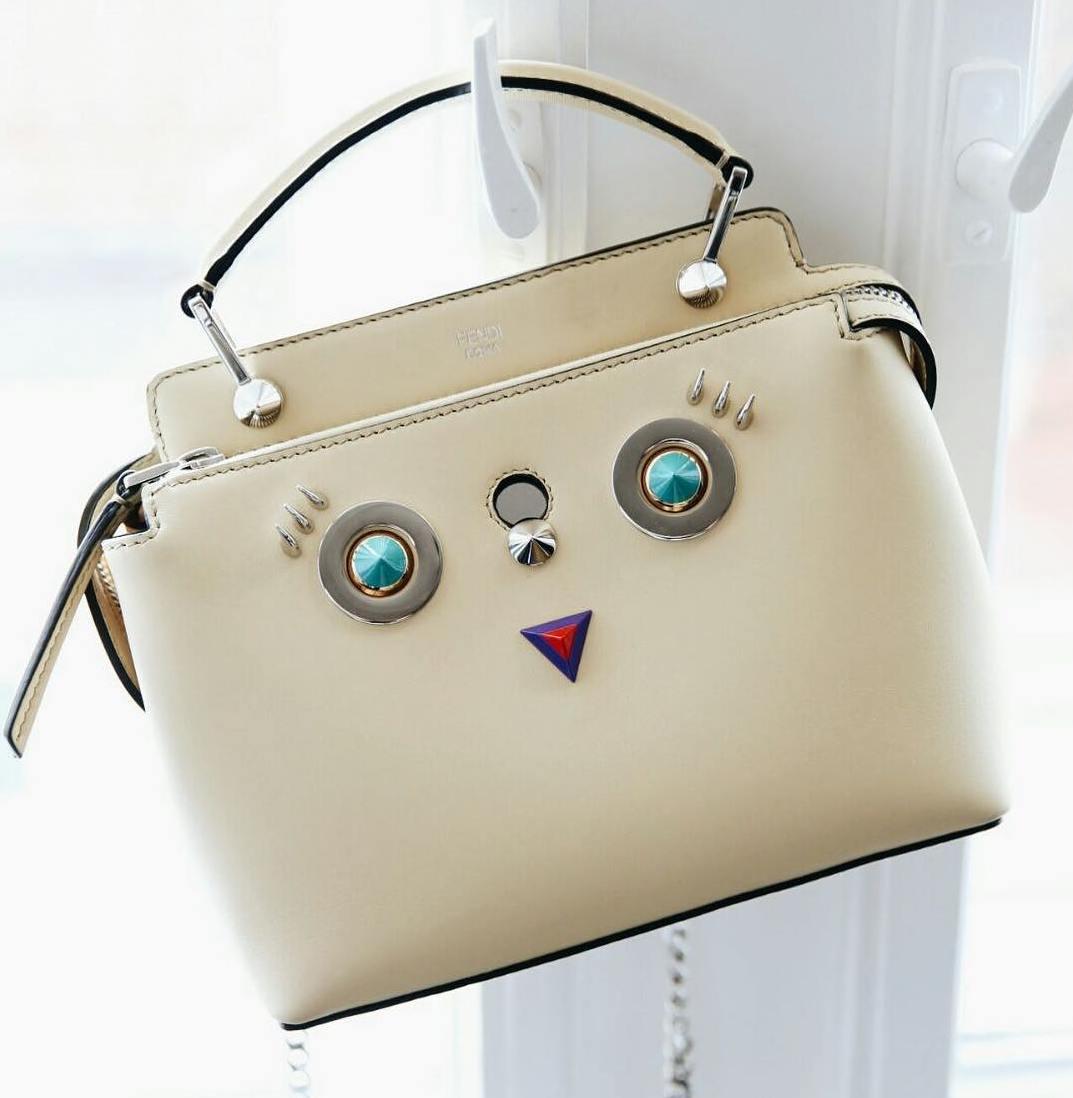 Fendi Dotcom handbag