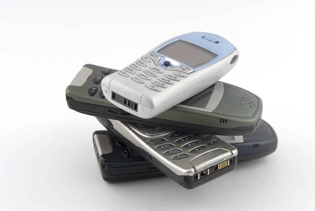 R$ 300 milhões em ouro nos celulares velhos
