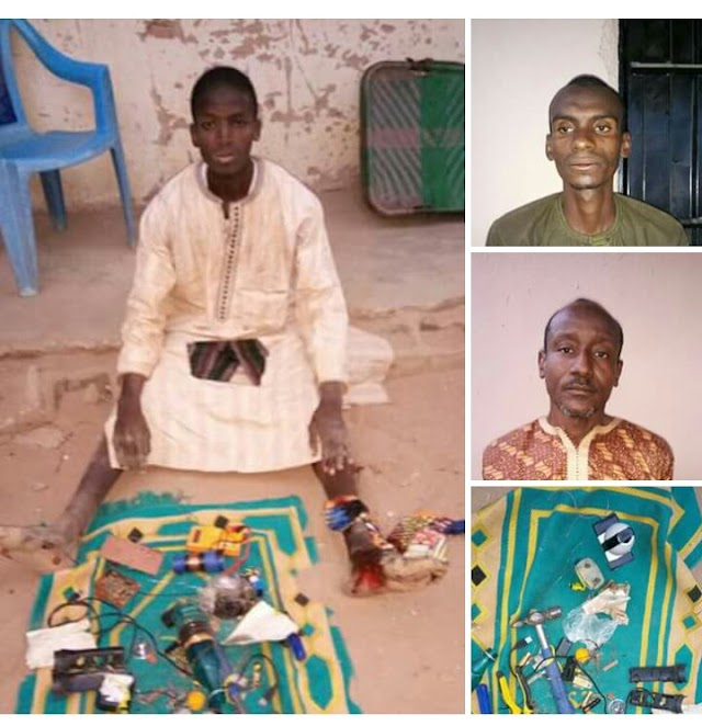 We have Arrested 3 Boko Haram Suspects - Nigerian Army