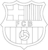 Imagenes De Equipos De Futbol Para Colorear