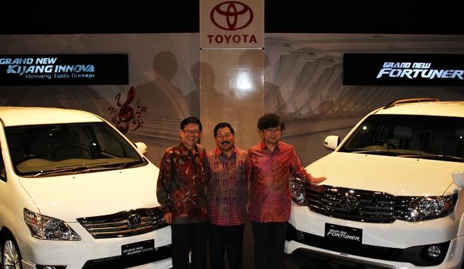 Info Mobil Dan Berita Mobil Terbaru Toyota Perkenalkan