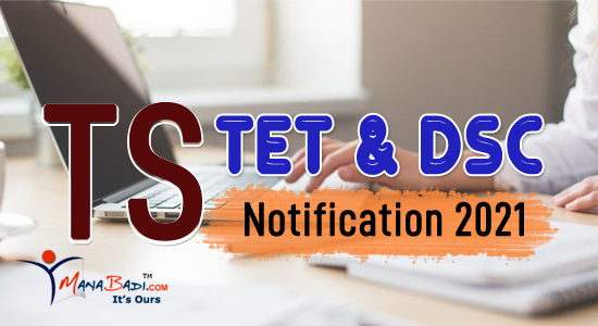 TS TET Notification 2020