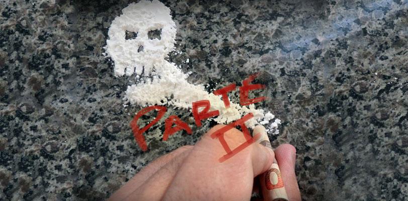 cocaína 2- tropa do batom