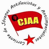 Los Jovenes proletarios dispuestos a la batalla contra la agresion extranjera