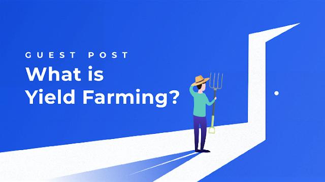 Tìm hiểu yield farming là gì?