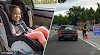 'Dapat surat cinta JPJ sebab anak kat belakang tak pakai car seat' - Tak bagi anak pakai car seat boleh dikompaun RM300, denda RM2,000 atau penjara 6 bulan
