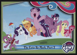 My Little Pony The Cutie Re-Mark - Part 2 Series 4 Trading Card