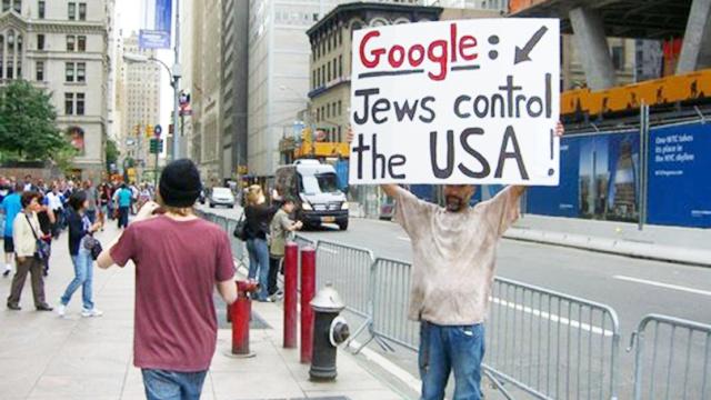 Begini Cara Kerja Lobi Yahudi 'Kuasai' Amerika Serikat