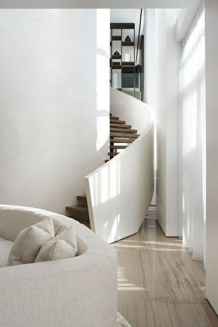 staircase railing design steel
