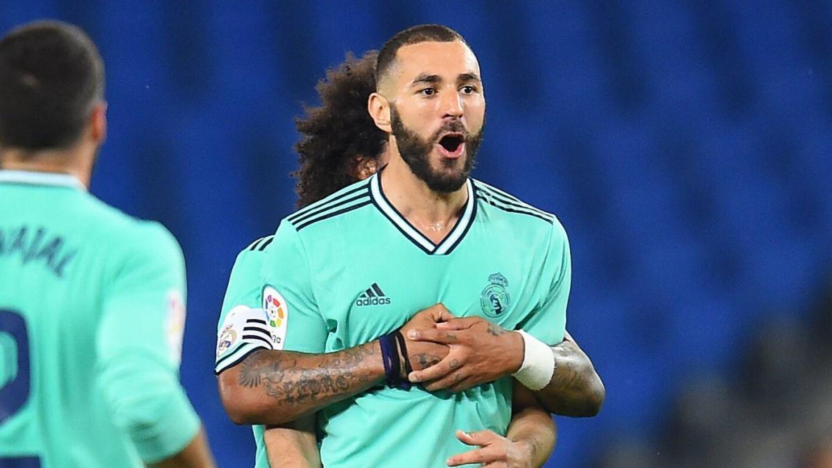 Tekuk Espanyol 1-0, Real Madrid ke Puncak Klasmen