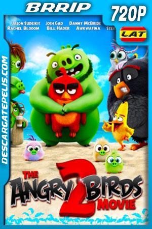 Angry Birds 2: La película (2019) HD 720p BRRip Latino – Ingles