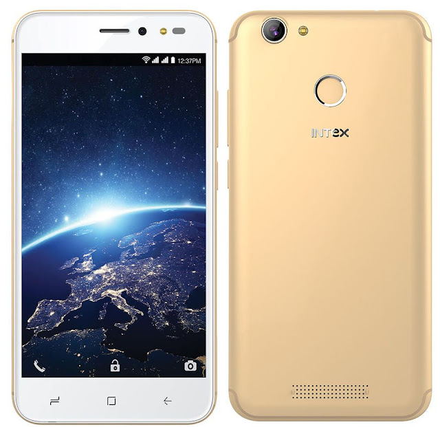 Intex Staari 10 launched in India;Offers 13MP camera at Rs.5,999