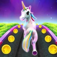 Unicorn Runner 2019 - Running Game for Android