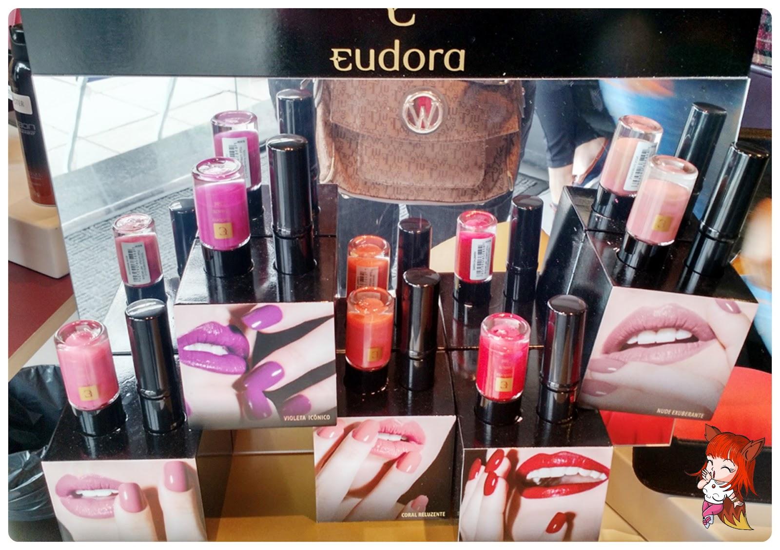 Esmalte Eudora :: Nude Exuberante - Resenha