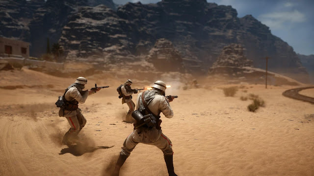 أستوديو DICE يكشف عن خاصية Premium Friends القادمة للعبة Battlefield 1