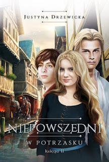 """""""Niepowszedni. W potrzasku"""" Justyna Drzewicka"""
