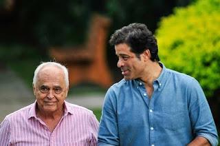 Leco, presidente do São Paulo, recebe alta de UTI