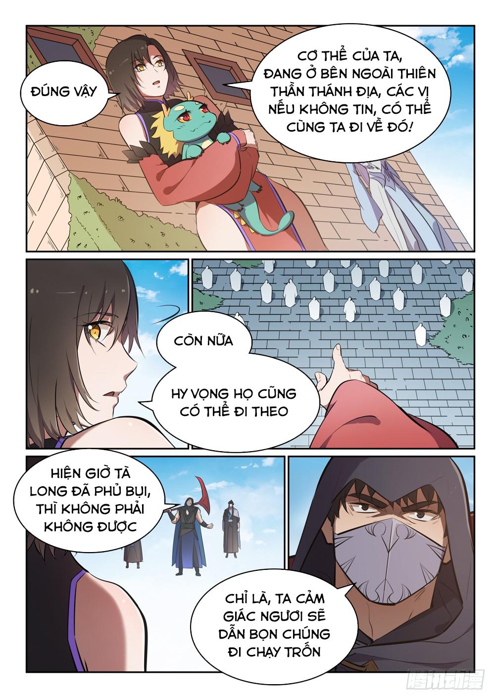 Bách Luyện Thành Thần chap 448 - Trang 4