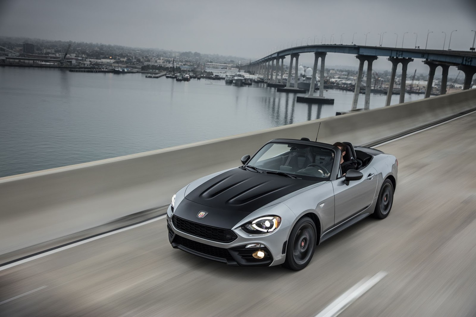 Fiat 124 Spider Abarth Specs 2017 2018 1971 Sport Receives New Colors And Trims Carscoops