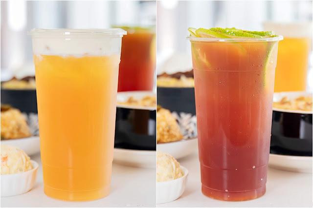 collage1 - 熱血採訪│綠蓋茶館最新二代概念店!多款美味咖哩系列,手指豬排+8片檸檬茶最對味!
