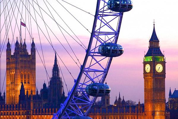 السياحة فى لندن