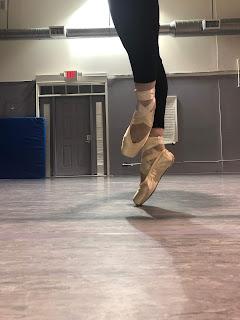 A Professional Ballet Dancer Highlighting What A Sickled Foot Means