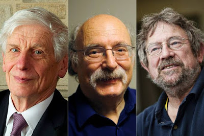 David Thouless, Michael Kosterlitz e Duncan Haldane