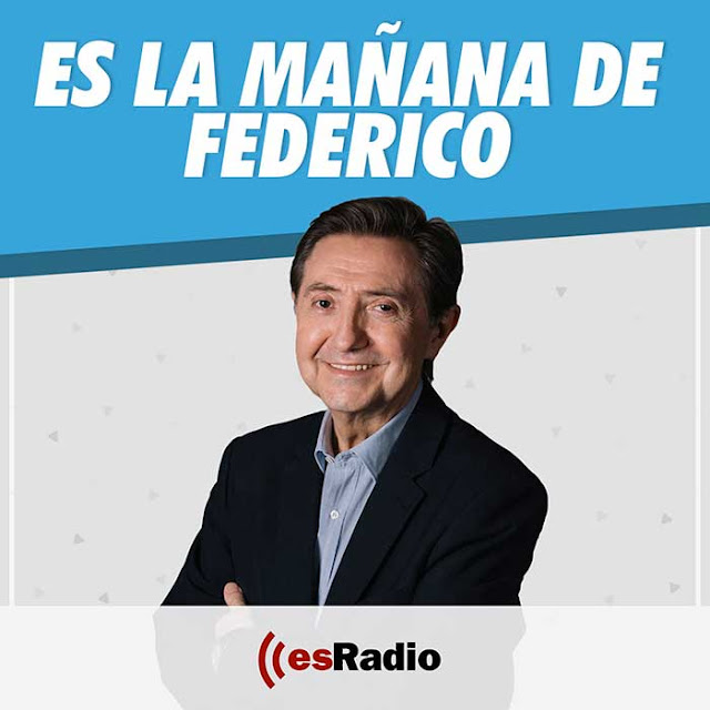 La tertulia de Es la Mañana, Federico Jiménez Losantos