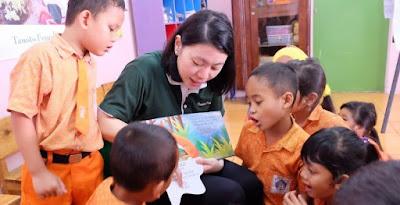Kenali 5 Cara Menumbuhkan Budaya Membaca bersama Tanoto Foundation