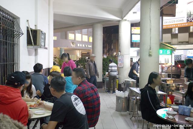 MG 1209 - 阿斗伯冷凍芋,許多台中人下午茶與宵夜的首選,烤吐司、熱豆花、番茄切片經典好吃