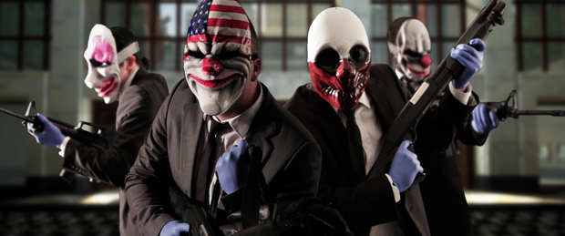 Payday 2 Gameplay Footage