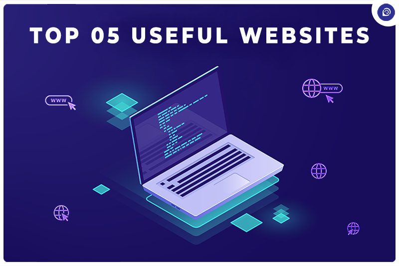 Top 05 Informative & Useful Websites to Know.