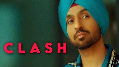 Clash Lyrics Diljit Dosanjh - GOAT