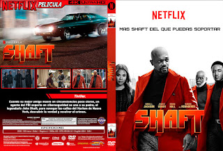 SHAFT – 2019 [COVER – DVD]