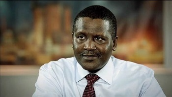How Goodluck Jonathan Made Me the 25th Richest Man in the World - Aliko Dangote