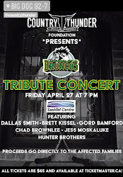 Broncos Tribute Concert April 27th, 2018