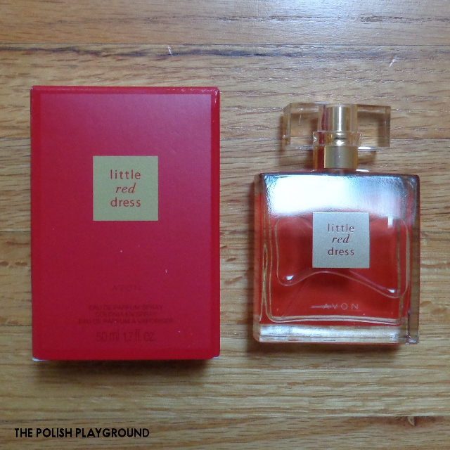 Avon Little Red Dress Eau de Parfum Spray