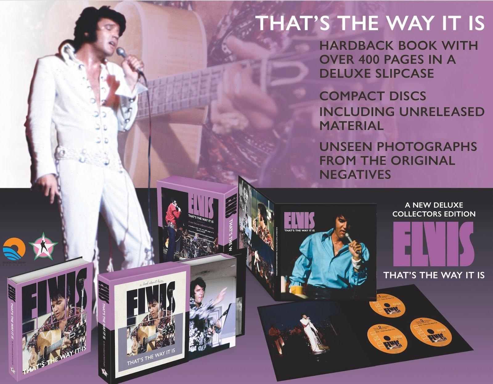 Elvis Presley - Unforgettable Elvis: That's The Way It Is
