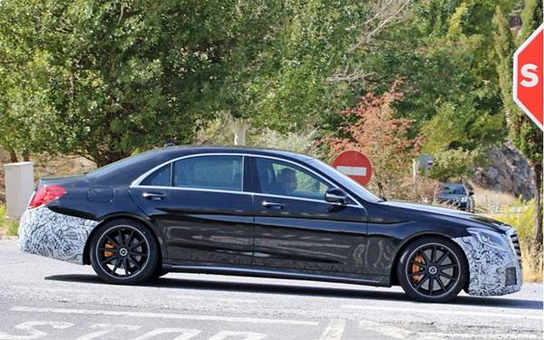 2018 Mercedes-AMG S63 Sedan Facelift Specifications