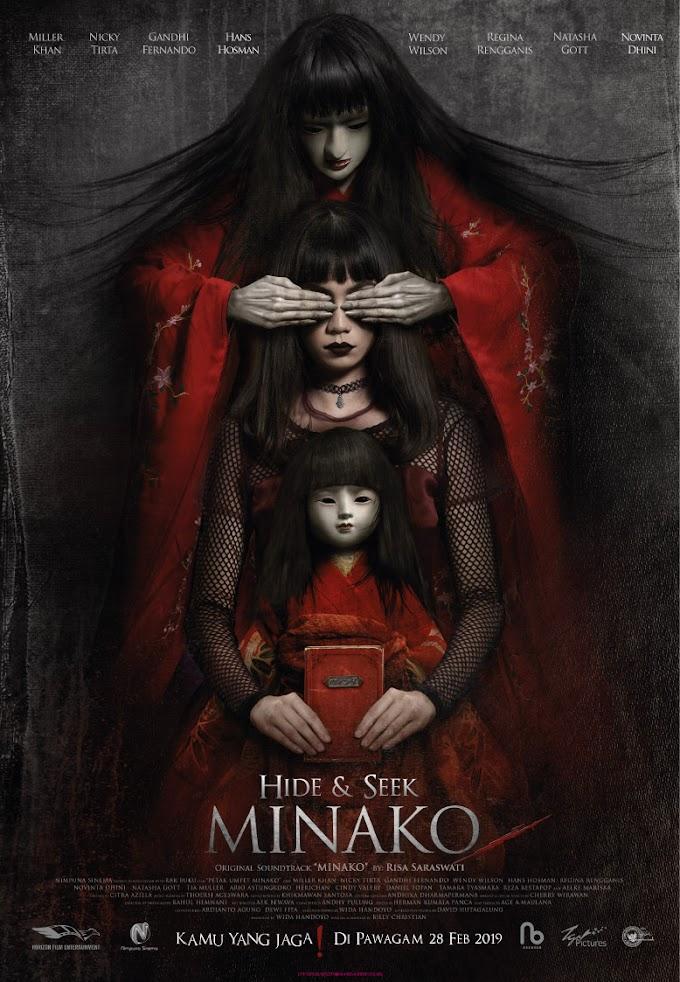 Review Filem Hide And Seek Minako