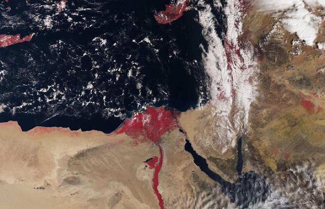 Mengulas Sejarah Sungai Nil, Sungai Terpanjang yang Menyimpan Banyak Misteri