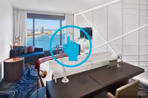 220 € - habitación luminosa en ático dúplex (cerdanyola)