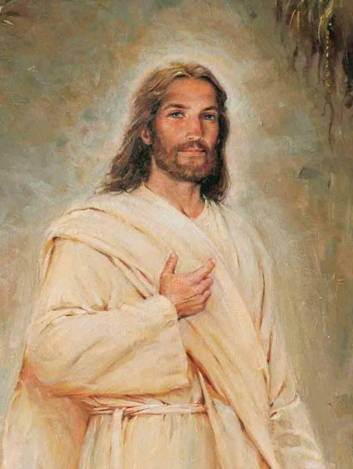 """Principles of Jesus Christ: """"Behold, I am Jesus Christ ..."""