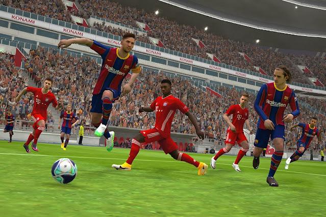 eFootball PES 2021 Hileli APK - GP ve Para Hileli APK v4.6.0