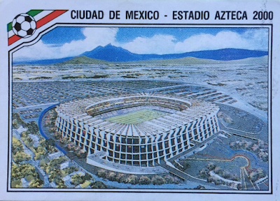 figurina stadio azteca