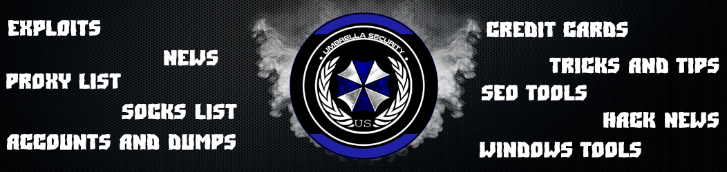 Umbrella Security Banner