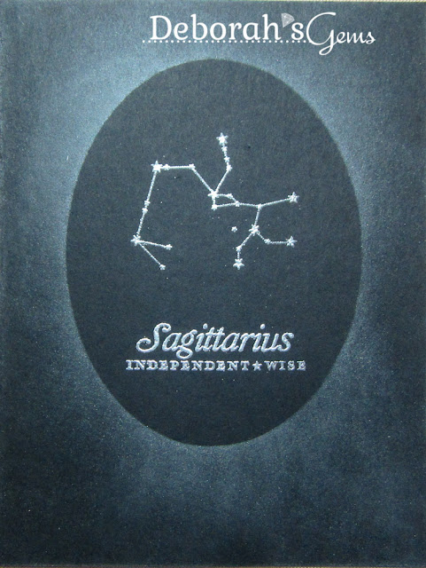 Sagittarius - photo by Deborah Frings - Deborah's Gems